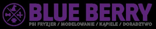 Blue Berry Psi Fryzjer / Groomer – Debrzno / Człuchów / Chojnice Logo